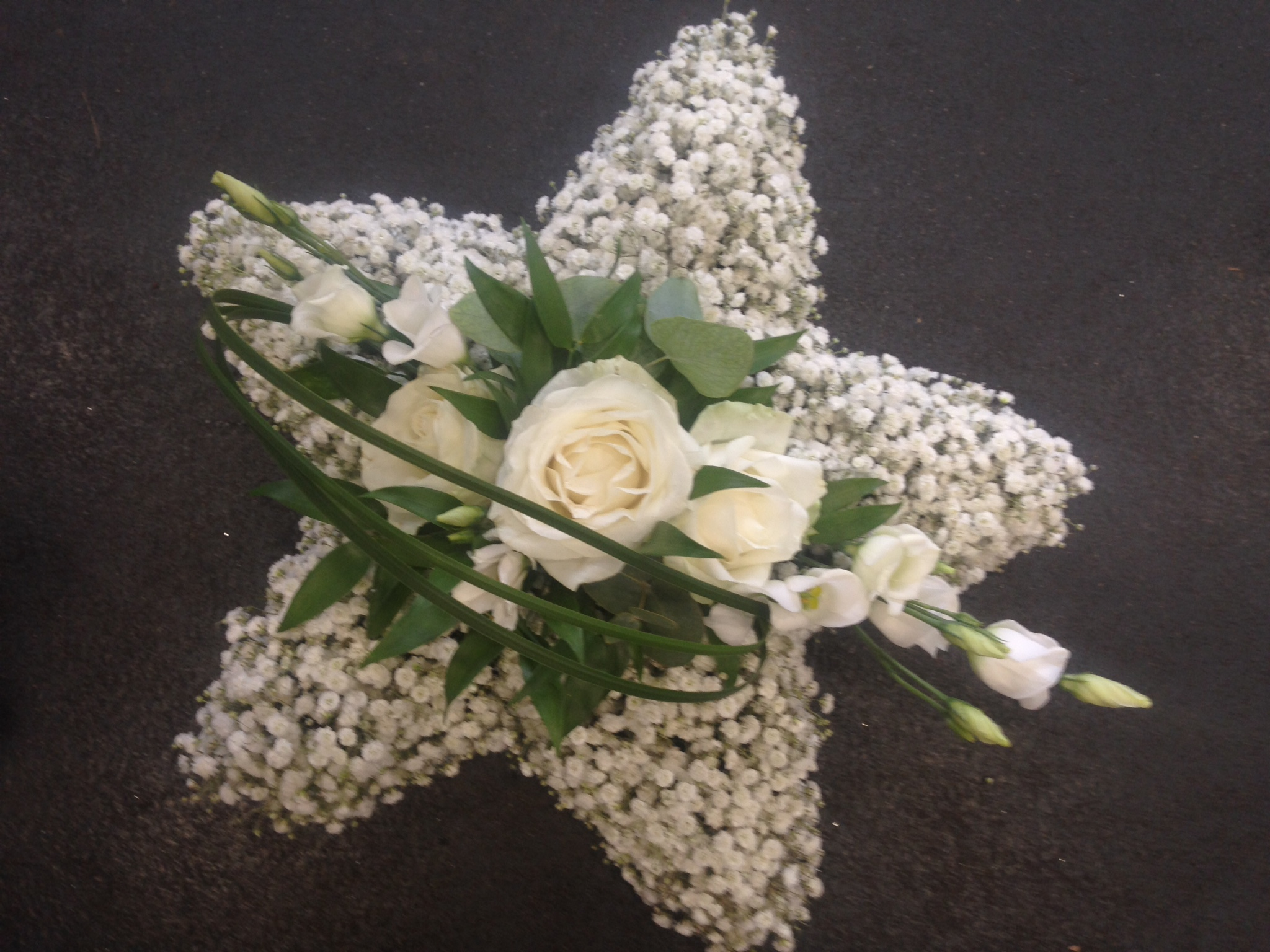 The Florist Loughton Funeral Flowers Sympathy Flowers