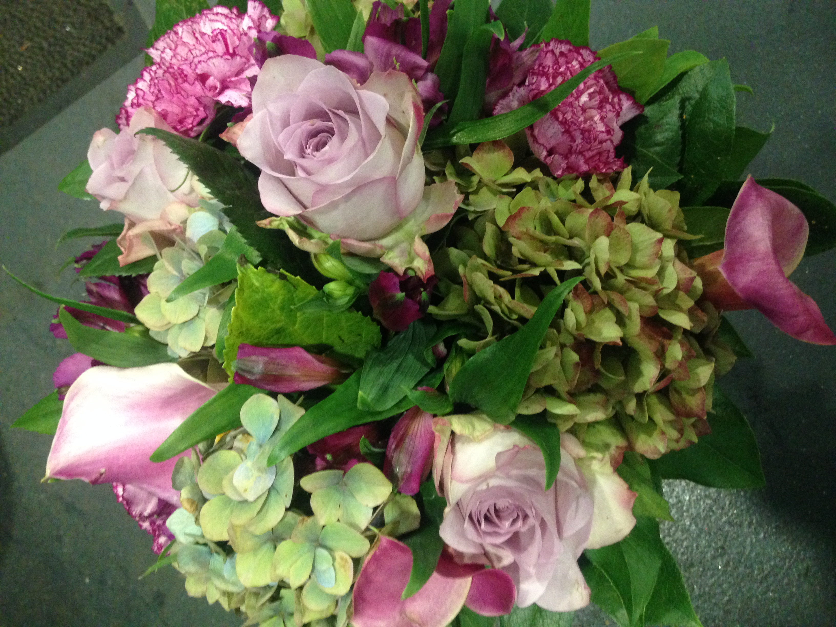 The florist loughton occasions get well soon antique looking bouquet dhlflorist Images